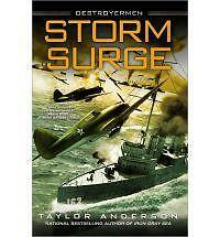 Storm Surge : Destroyermen 8 by Taylor Anderson (2013, Hardcover) New