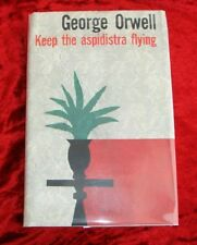 1956 - First Printing - George Orwell - Keep The Aspidistra Flying with D/J