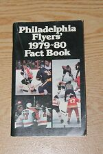 1979-80 PHILADELPHIA FLYERS Yearbook - Fact Book