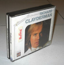2 Cd L'album di RICHARD CLAYDERMAN - RCA Flashback 1987 Piano Box doppio