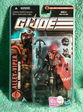 ALLEY-VIPER  no.1007|Cobra infantry|GI Joe Pursuit of Cobra|figure  POC 2010
