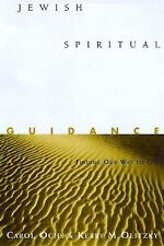 Jewish Spiritual Guidance: Finding Our Way to God (Jossey-Bass Religion-In-Pract