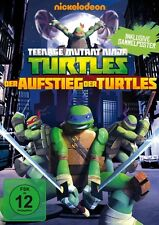 TEENAGE MUTANT NINJA TURTLES: S1 V1 DER AUFSTIEG DER TURTLES   DVD NEU