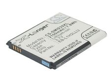 3.7V battery for Samsung EB-L1H2LLU, Galaxy Premier, SCH-i939, GT-i9260, SC-06D,