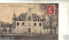 63 - cpa - Château du Cheix sur Morge ( i 815)