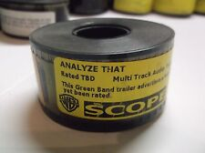 ANALYZE THAT (2002) 35MM Movie Trailer Film :48 SCOPE Robert De Niro Mafia RARE
