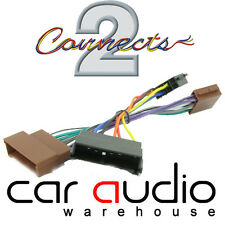 Connects2 Ford Ka 97  Car Stereo Radio ISO Harness Adaptor Wiring