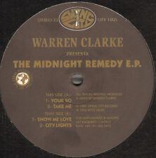 WARREN CLARKE - Le Midnight Remède E.P Swing CITY - 1996 - CITY 1005 - Uk