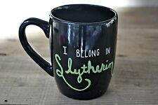 Slytherin Mug - Harry Potter Mug - Hogwarts Mug - Hogwarts Coffee Cup House