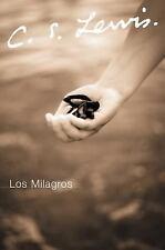 Los Milagros Spanish Edition C.S. Lewis Libro En Espanol
