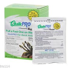 Roundup Quik Pro 1.5oz Pack Makes 1 Gallon The FASTEST weed killer out there!