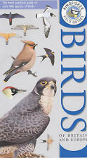 Kingfisher Field Guide to the Birds of Britain and Europe, Birdwatching Books