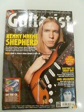 Guitarist Magazine + CD MAY 2000