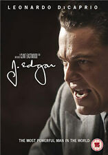 J EDGAR - DVD - REGION 2 UK