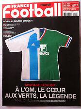 FRANCE FOOTBALL 12/10/2004; Le Coeur aux Verts, La Légende/ Henry/ Lille/ Déziré