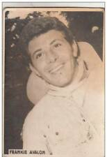 B36543 Acteurs Actors Frankie Avalon 9x6 cm