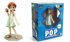 FIGURE ONE PIECE P.O.P. POP NAMI CB-2 EXCELLENT MODEL MILD STATUE ANIME MANGA #1