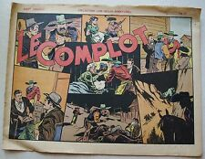 Red Ryder Le complot Fred HARMAN 1947
