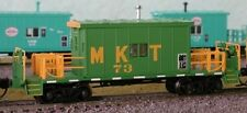 BLUFORD SHOPS (HO SCALE) 34200 MKT TRANSFER CABOOSE # MKT 73- MINT - NEW
