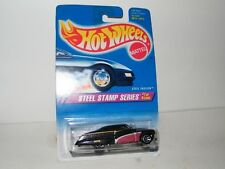 1994 Mattel 1:64 Hot Wheels #285 Steel Stamp Series #1 of 4 Die Cast Car