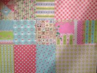 12 SHEET TASTER SAMPLE PACK DOVECRAFT SERENDIPITY 6 x 6 CARD MAKING CRAFT PAPER