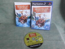PS2 PLAY STATION 2  BOOG & ELLIOT  OPEN SEASON