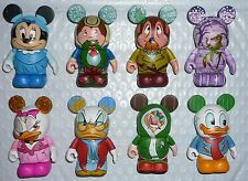 Disney Mickey's Christmas Carol Series Vinylmation ( Set of 8 )