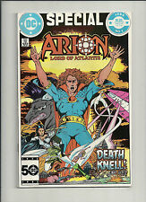 Arion - Lord of Atlantis Annual  #1  VF+