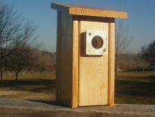 2 Blue Bird bluebird house (Squirrel proof Deluxe)