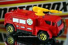 2013 Matchbox Airport Exclusive Fire Tanker