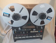 Tascam 38 Reel To Reel Tape Recorder 8 Channel Ampex 456 Reels Pro Analog VTG