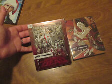 SHAUN OF THE DEAD  & FLASH GORDON BLU-RAY MONDO STEELBOOK LOT 2 MOVIES RARE