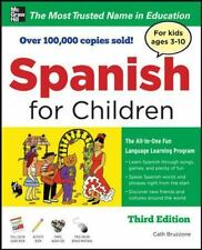 Spanish for Children : Fun, Activity-Based Language Learning by Catherine...