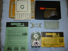 Vintage Kodak STARTECH Camera Outfit Dental Box Manual Accessories Lester A Dine