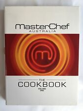 MASTERCHEF THE COOKBOOK ~ VOLUME ONE ~ AS NEW 262 PAGES