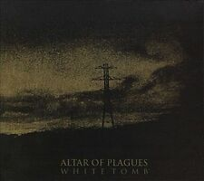 ALTAR OF PLAGUES - White Tomb CD ** Excellent Condition RARE **