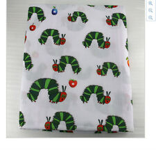 The Very Hungry Caterpillar Fabric Poly Cotton 1m x 1.47m