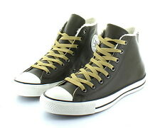 Converse Chuck Taylor AS Hi Winter Leder gefüttert Pineneedle  42,5 US 9
