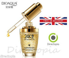BIOAQUA 24k Gold Essence Serum Anti Wrinkle Hydrating & Lifting 30ml