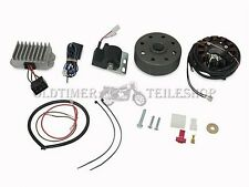 Alternatore + Sistema di accensione DKW RT 125 175 200 250 (12V 100W)