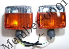 Front Corner Turn Signal Light Lamp for Toyota Land Cruiser BJ HJ FJ40 45 43 47