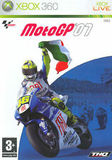 Moto GP 07 (Motorbike 2007) XBOX 360 IT IMPORT THQ