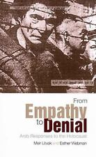 From Empathy to Denial: Arab Responses to the Holocaust-ExLibrary