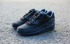 NIKE AIR MAX 90 Winter Premium 'Squadron Blue' 683282-404 Mens Size 9