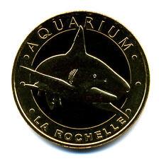 17 LA ROCHELLE Aquarium, Requin à pointes noires, 2017, Monnaie de Paris