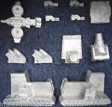 1992 Epic Squat Colossus Citadel 6mm 40K Warhammer Army Space Dwarf Gyrocopter