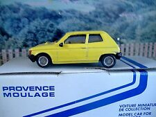 1/43 Provence Moulage (France)  Samba rally Handmade Resin Model Car