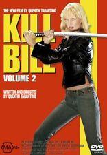 Kill Bill Vol. 2 (2004 DVD PAL 4) Tarantino, Uma Thurman