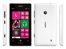 Nokia Lumia 521- 4G, T-Mobile GSM, 8GB, Windows 8, Wifi Smartphone White