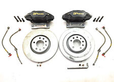 AP Racing 4 Pot Piston Brake Calipers Pads Vectra B204 GSI Z20LET C20LET Brembo